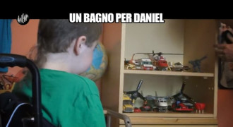 Un Bagno Per Daniel – Le Iene