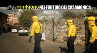 i minkions Nel Fortino Dei Casamonica – Le Iene