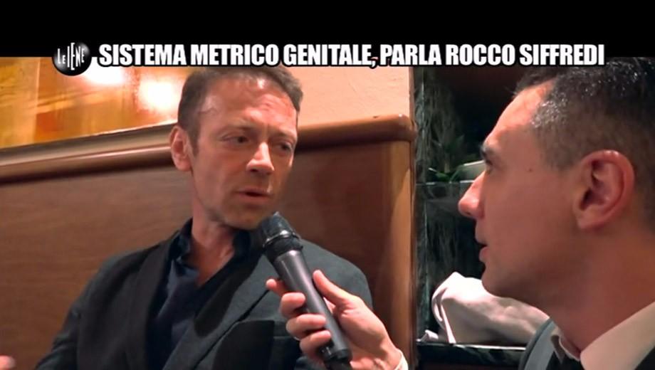 Cizco Sistema Metrico Genitale Parla Rocco Siffredi