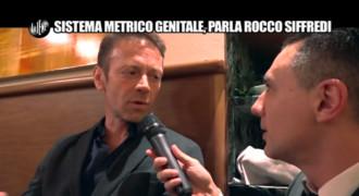 Sistema Metrico Genitale, Parla Rocco Siffredi