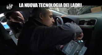 La nuova tecnologia dei ladri – Le Iene