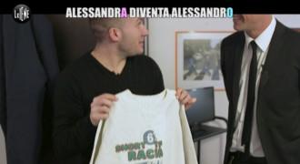 Alessandra e quella decisione di diventare uomo