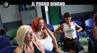 Il Porno Divano