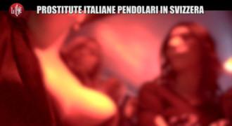 Prostitute italiane pendolari in Svizzera