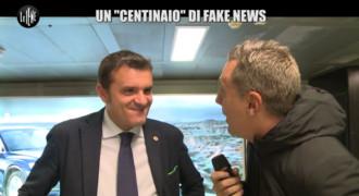 "Un ""Centinaio"" di Fake News"