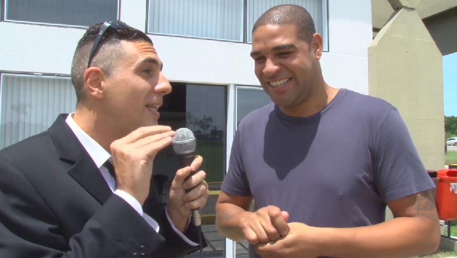 Interview with Adriano